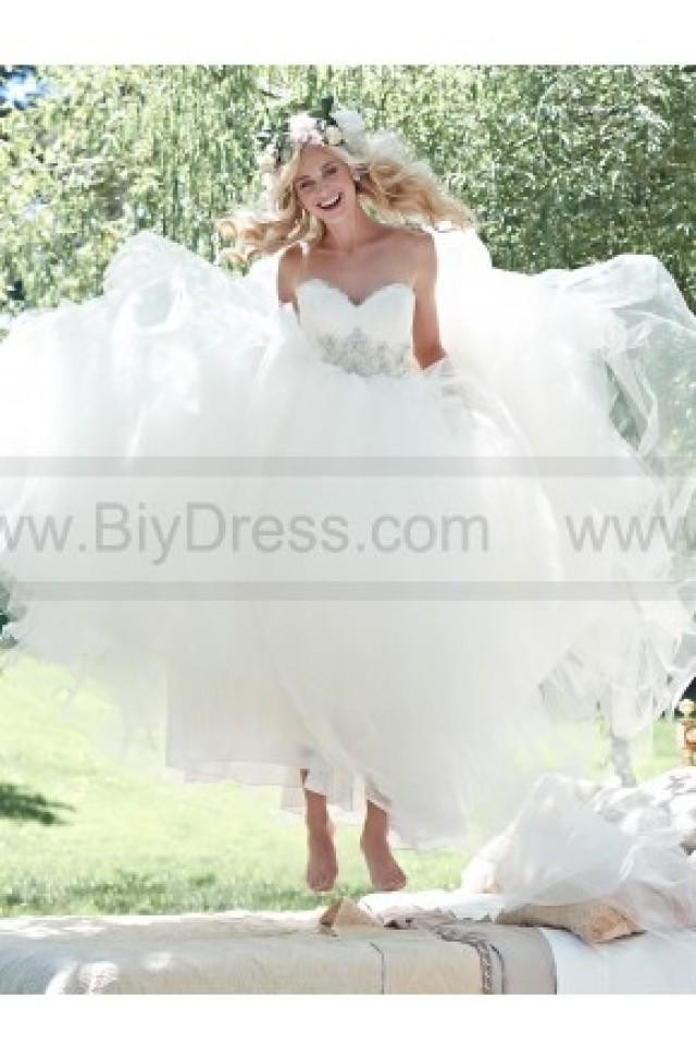 wedding photo - Maggie Sottero Wedding Dresses - Style Aracella 6MW237