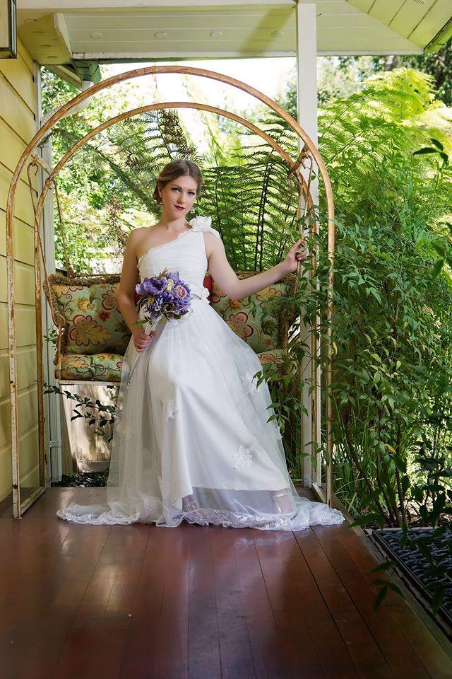 wedding photo - The LILA Dress by Amy-Jo Tatum//Photo by...