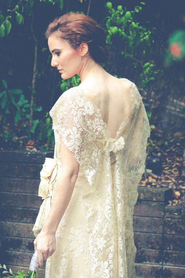 wedding photo - The CALLIOPE Dress by Amy-Jo Tatum//Phot...