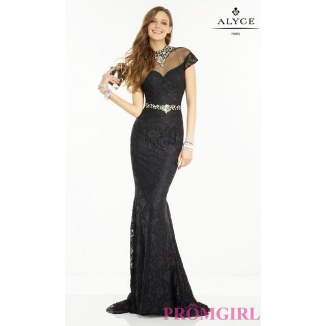 wedding photo - Alyce Taffeta Mermaid Style Two Piece Prom Dress - Discount Evening Dresses