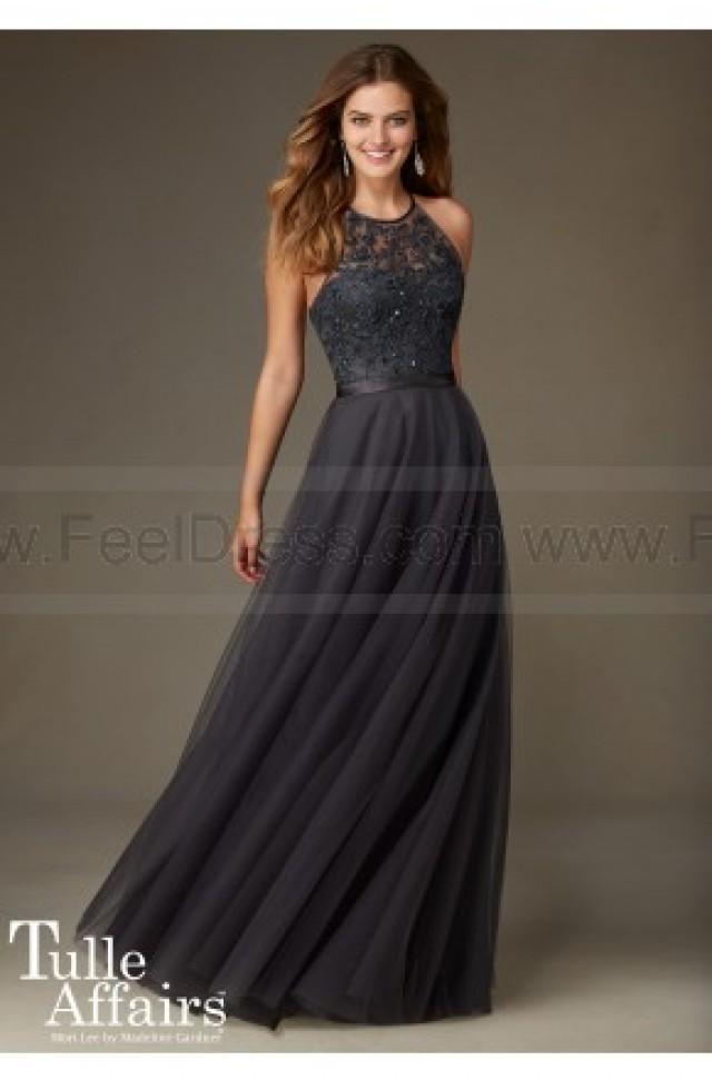 wedding photo - Mori Lee Bridesmaids Dress Style 136
