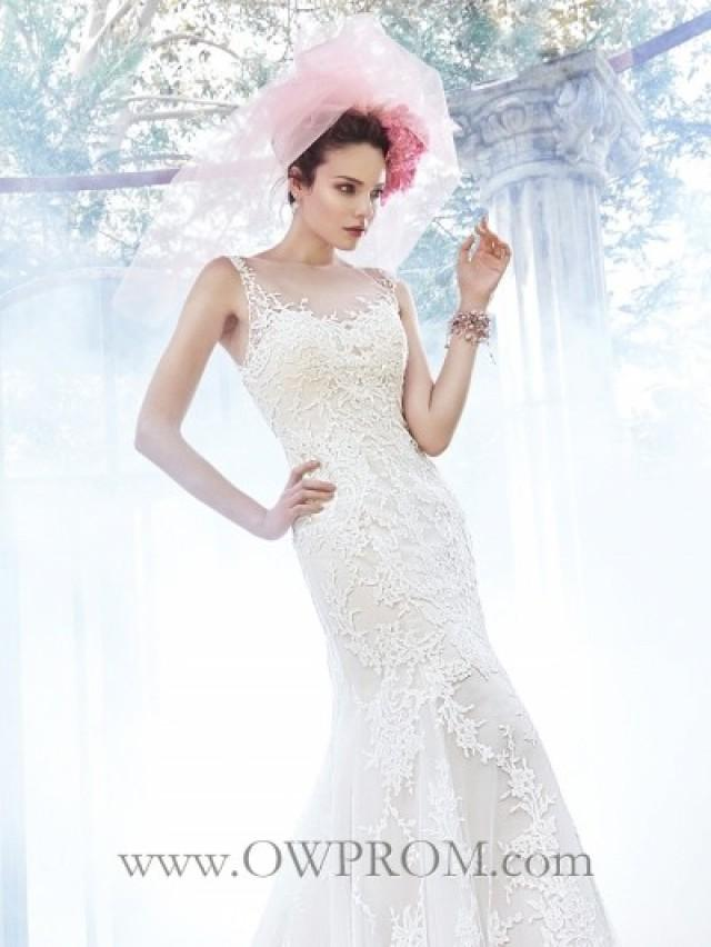 wedding photo - Maggie Sottero NOELLE 5MB657 FALL2015 Wedding Dresses - OWPROM.com