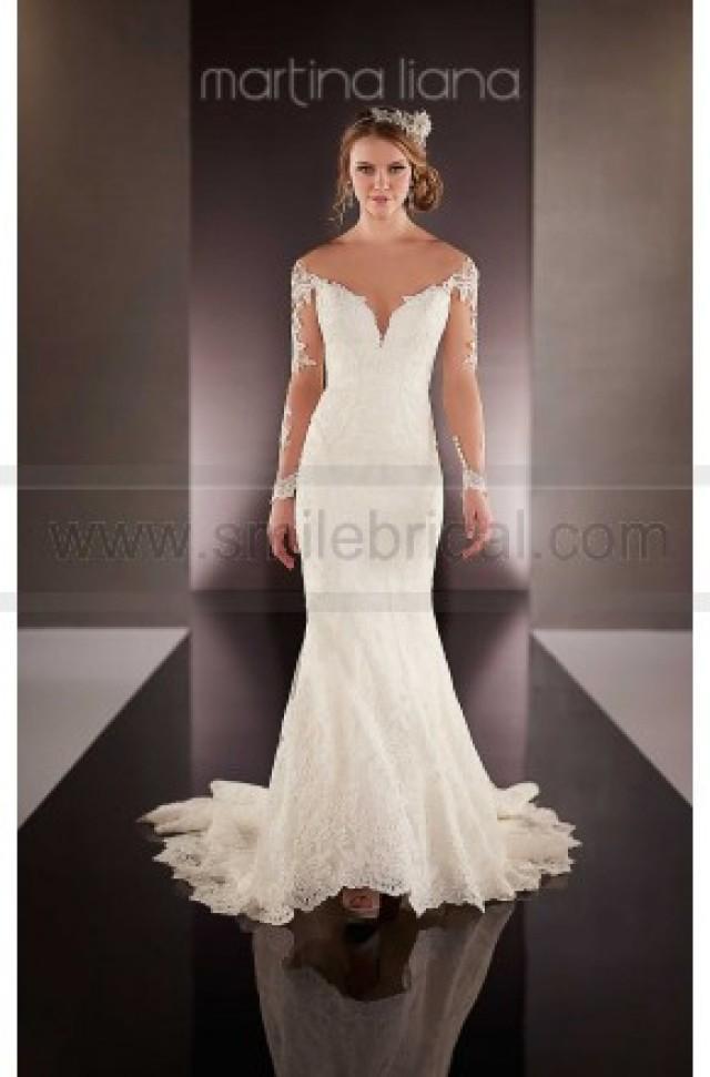 wedding photo - Martina Liana Wedding Dress Style 723
