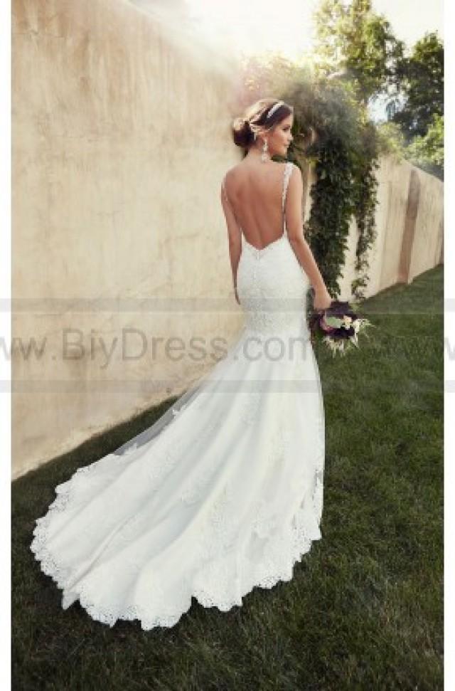 wedding photo - Essense of Australia Wedding Dress Style D1865