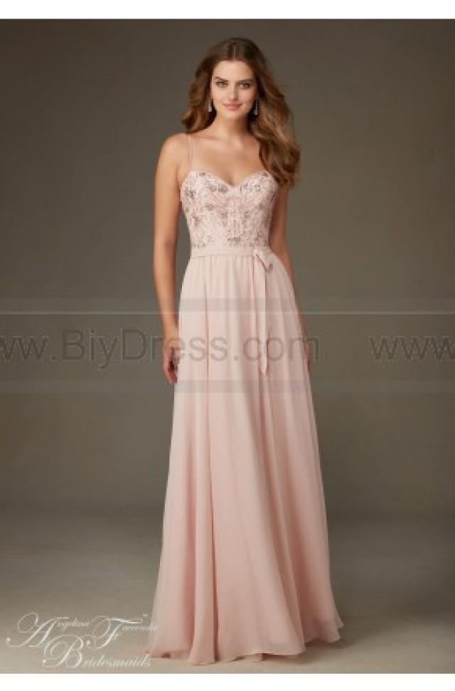wedding photo - Mori Lee Bridesmaids Dress Style 20471