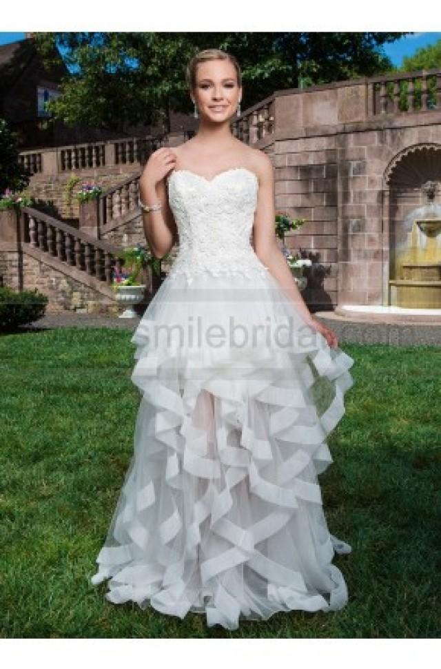 wedding photo - Sincerity Bridal Wedding Dresses Style 3874
