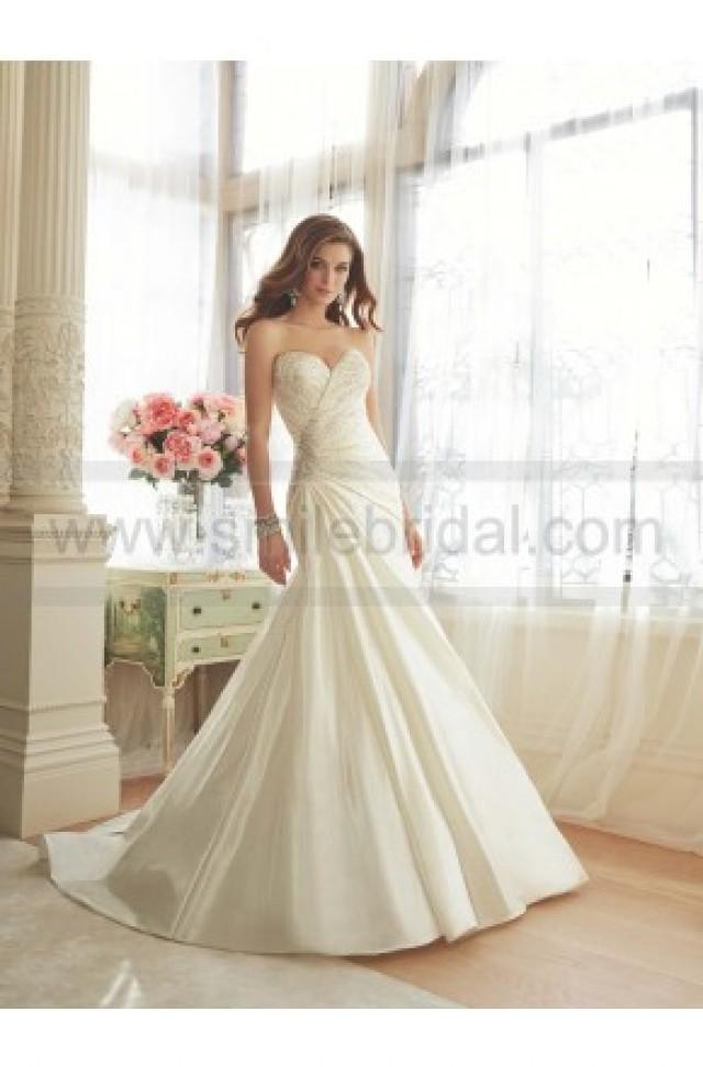 wedding photo - Sophia Tolli Style Y11638 - Basilia