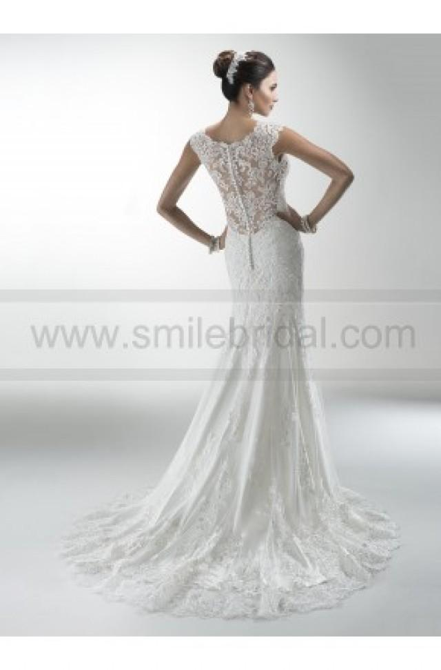 wedding photo - Maggie Sottero Bridal Gown Melanie / 4MS061