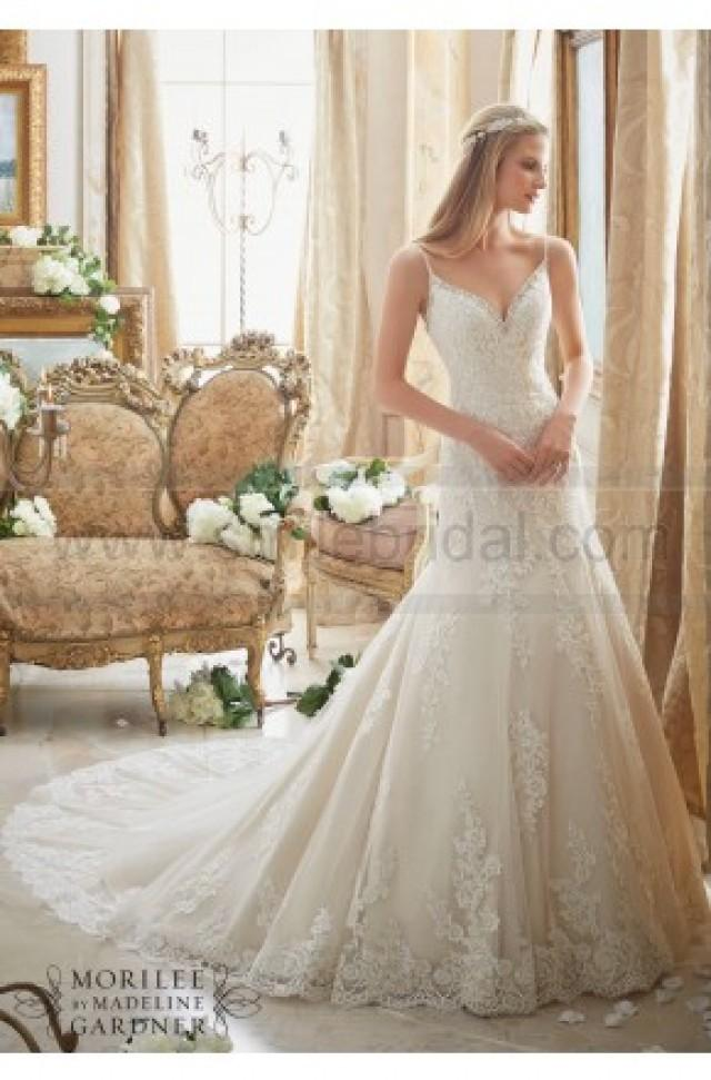 wedding photo - Mori Lee Wedding Dresses Style 2883