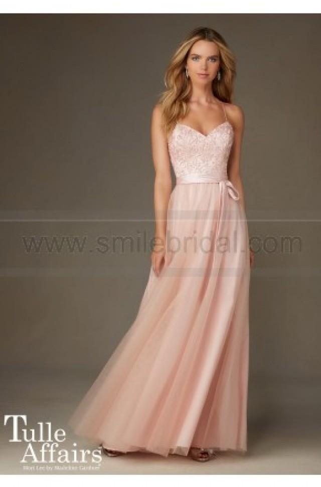 wedding photo - Mori Lee Bridesmaids Dress Style 132