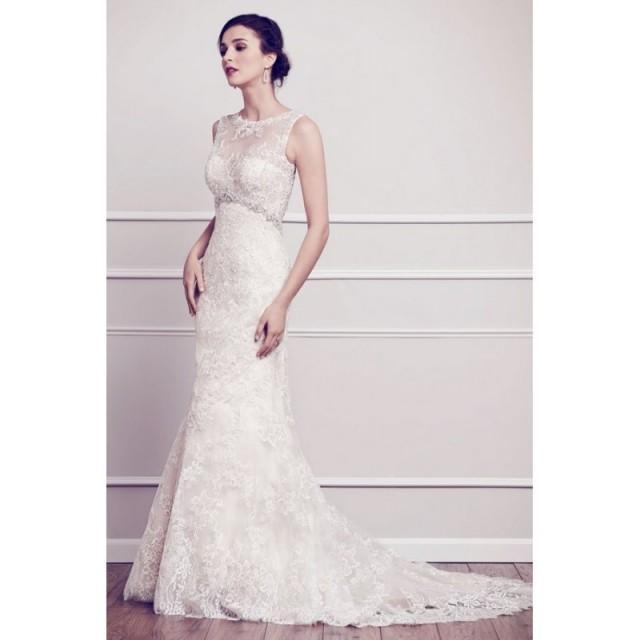 wedding photo - Kenneth Winston Style 1561 - Fantastic Wedding Dresses
