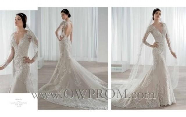 wedding photo - Demetrios 613 Wedding Dresses - OWPROM.com