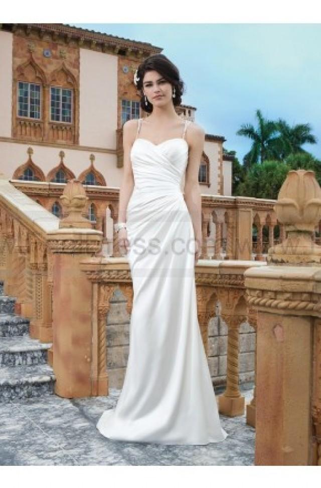wedding photo - Sincerity Bridal Wedding Dresses Style 3847