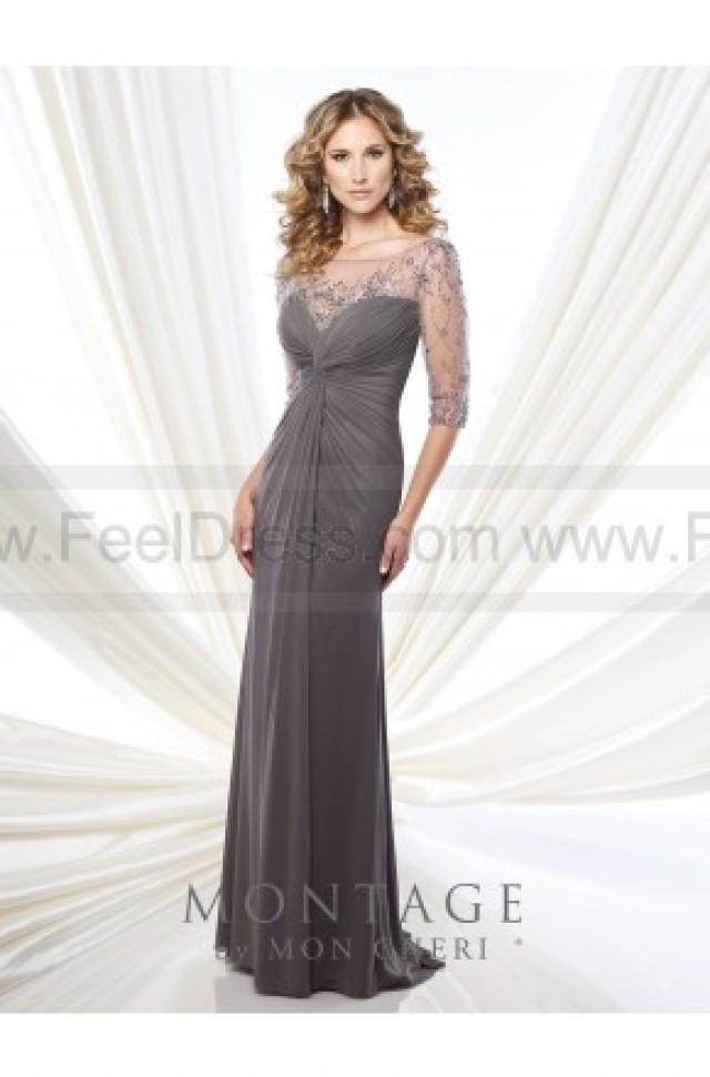 wedding photo - Mon Cheri Montage 215902 Dress