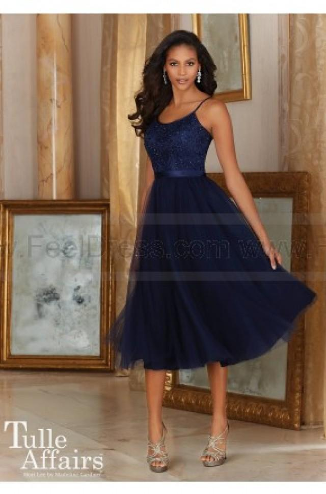 wedding photo - Mori Lee Bridesmaids Dress Style 155
