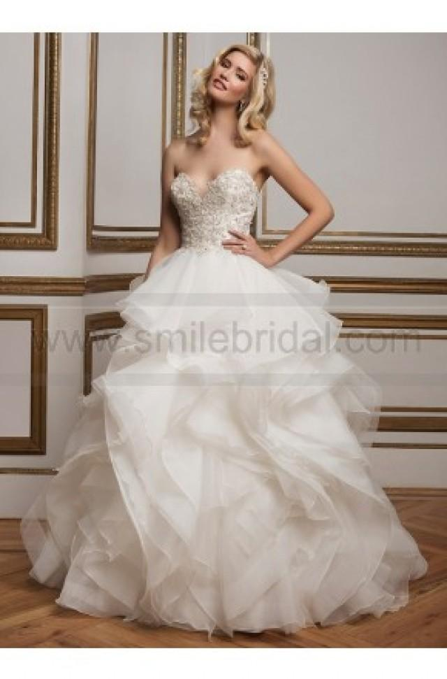 wedding photo - Justin Alexander Wedding Dress Style 8845