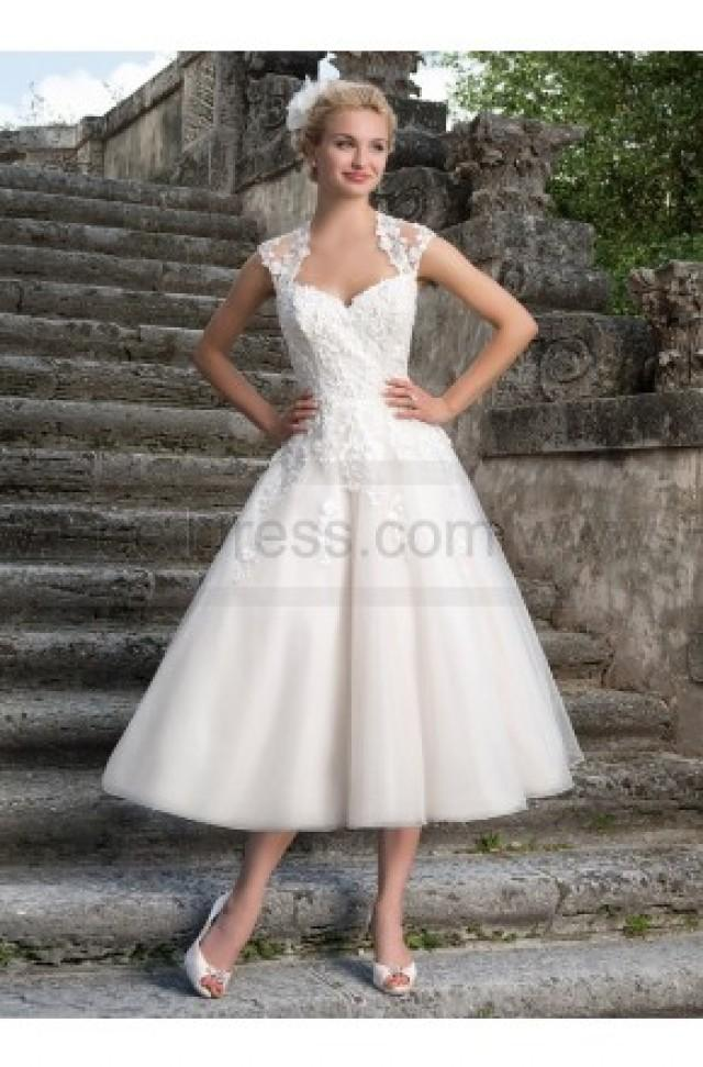 wedding photo - Sincerity Bridal Wedding Dresses Style 3875