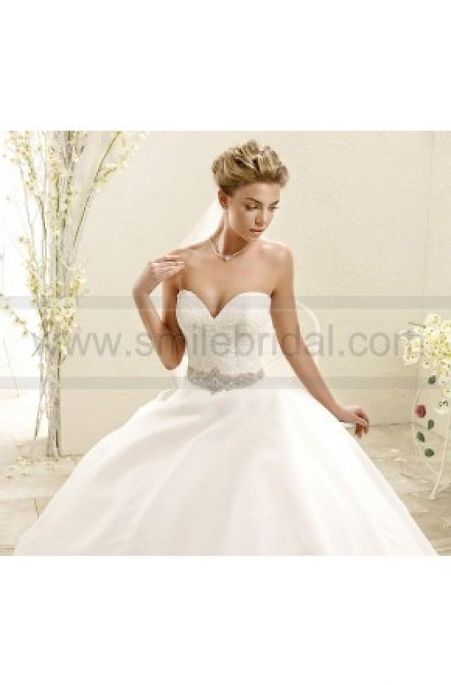 wedding photo - Eddy K 2015 Bouquet Wedding Gowns Style AK110