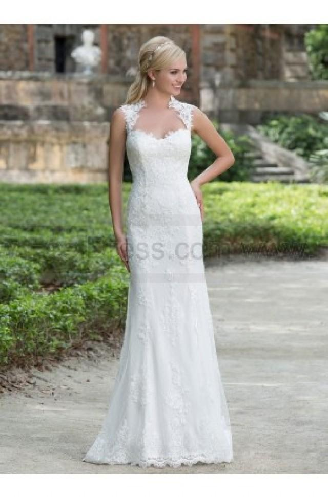 wedding photo - Sincerity Bridal Wedding Dresses Style 3885