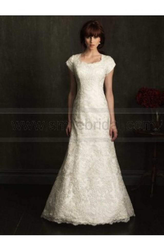 wedding photo - Allure Modest Wedding Dresses - Style M500