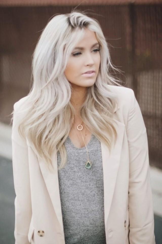 Frisur Blond