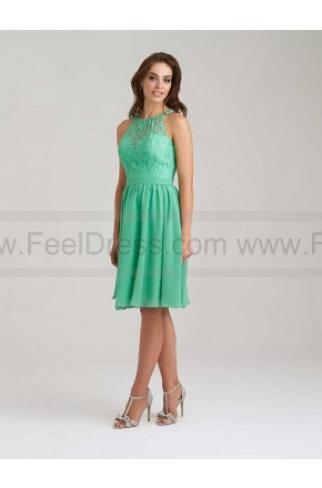 wedding photo - Allur Bridesmaid Dress Style 1464