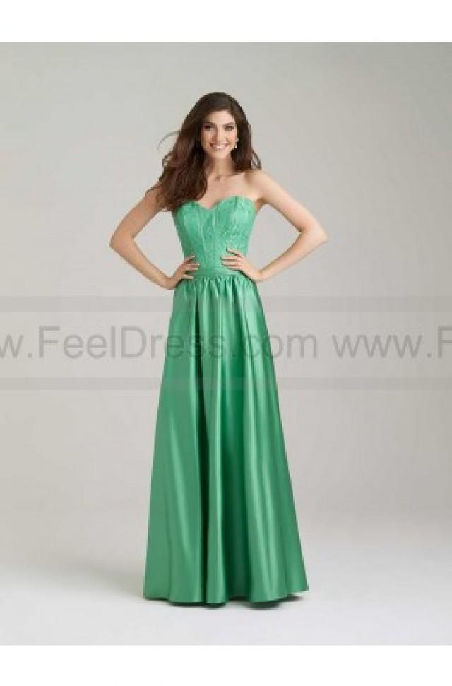 wedding photo - Allur Bridesmaid Dress Style 1461