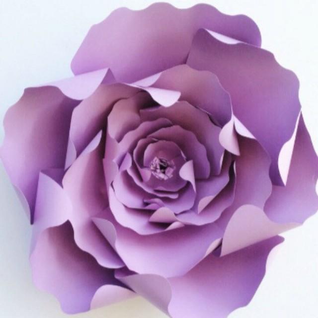 big flower paper template - paper flower template diy paper flower pattern paper
