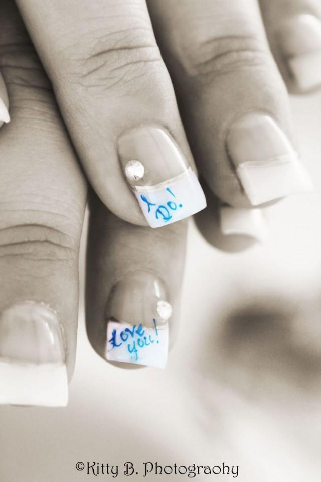 wedding photo - Wedding Nails