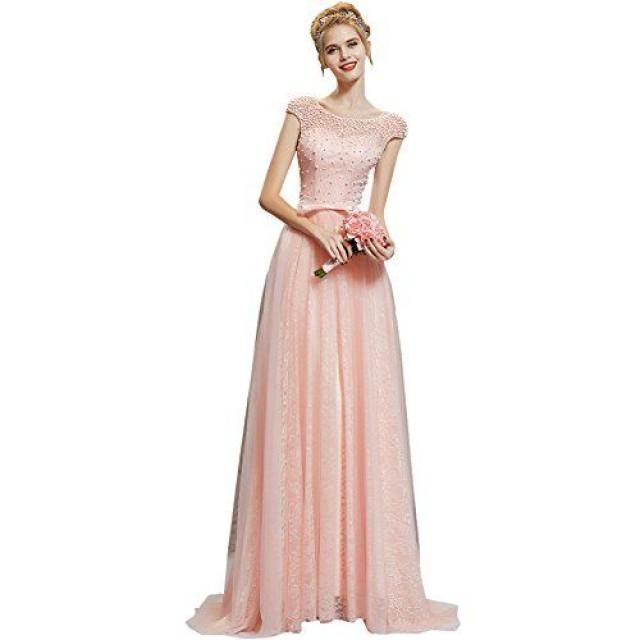 Lace hand beaded backless bow wedding dress 2602047 for Hand beaded wedding dresses