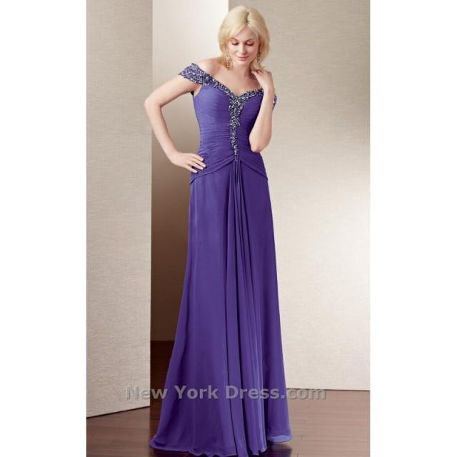 wedding photo - Alyce 29538 - Charming Wedding Party Dresses