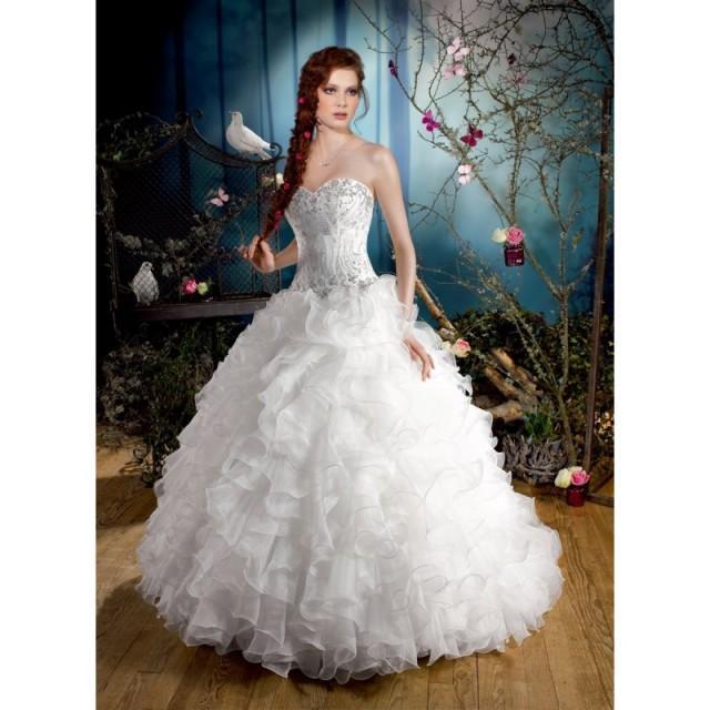 Kelly Star, 136-11 - Superbes Robes De Mariée Pas Cher #2607352 ...