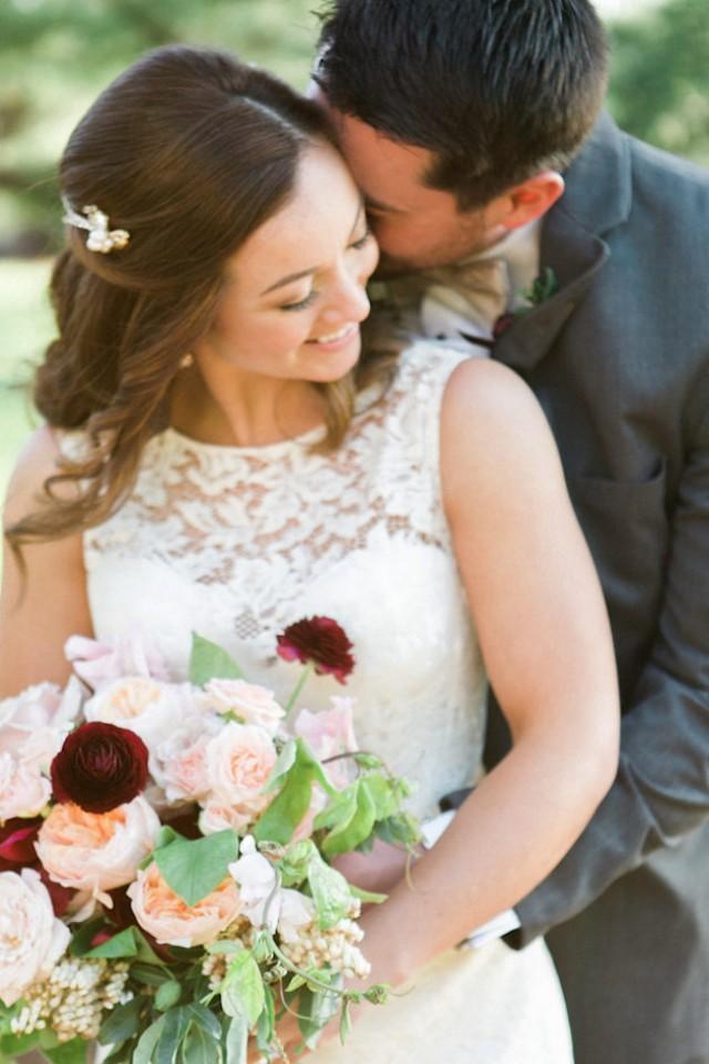 wedding photo - Beautiful Spring Wedding in New England