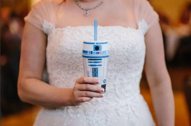 wedding photo - Designate a special cup for the bride (and other things I learned on Insta this week)