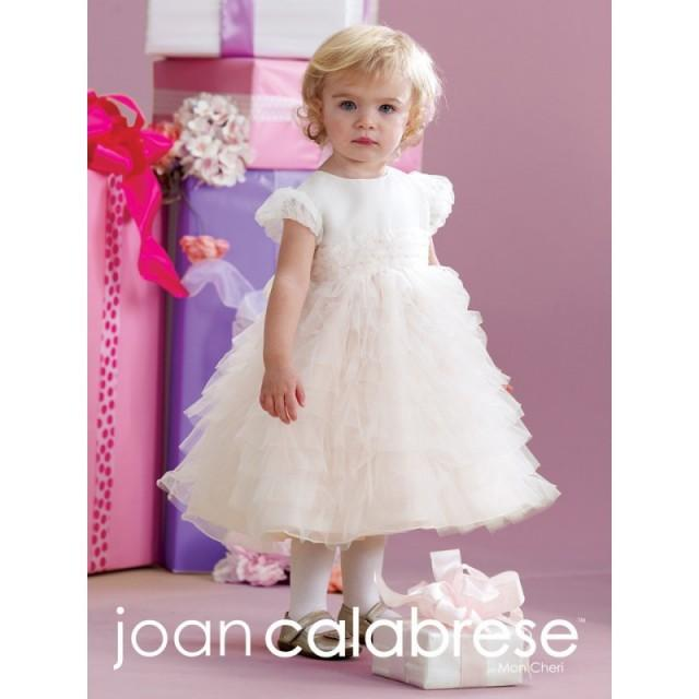 wedding photo - Joan Calabrese 215354B - Burgundy Evening Dresses