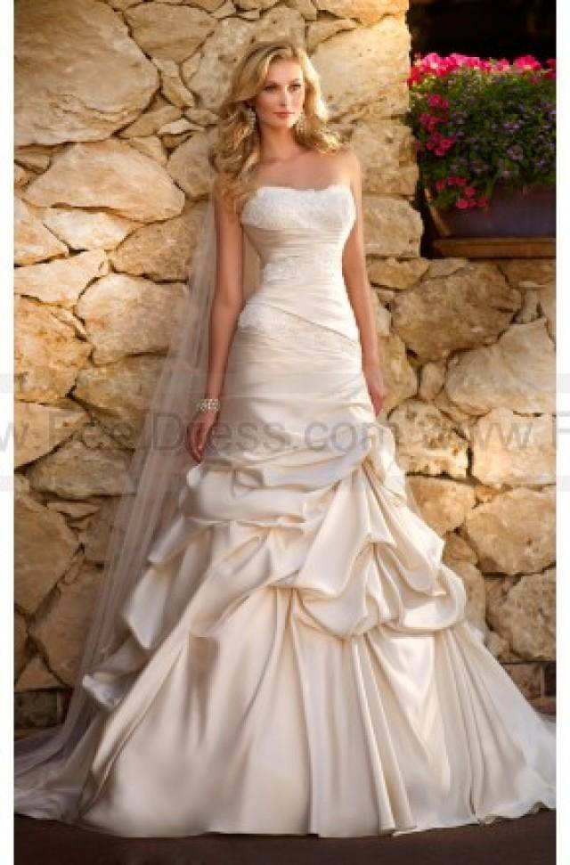 wedding photo - Stella York By Ella Bridals Bridal Gown Style 5686