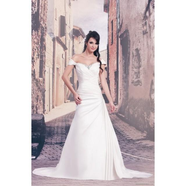 wedding photo - Veromia BB121103 Veromia Wedding Dresses Bellice - Rosy Bridesmaid Dresses