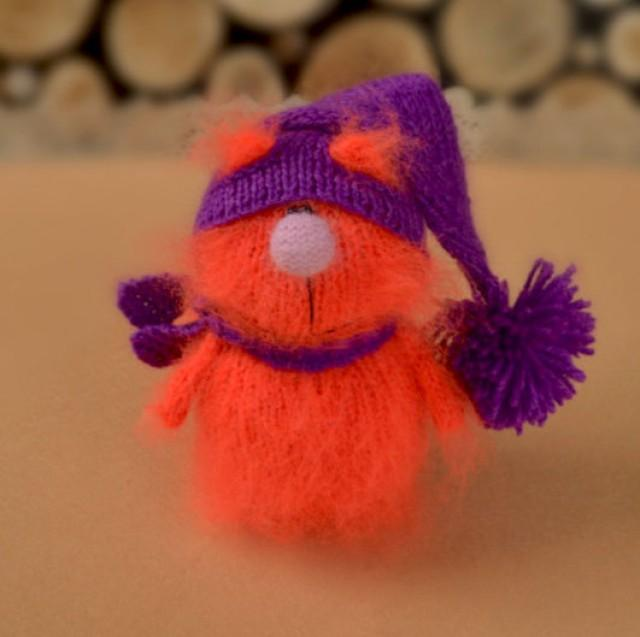 Miniature stuffed animals and more  by wishwithme on Etsy