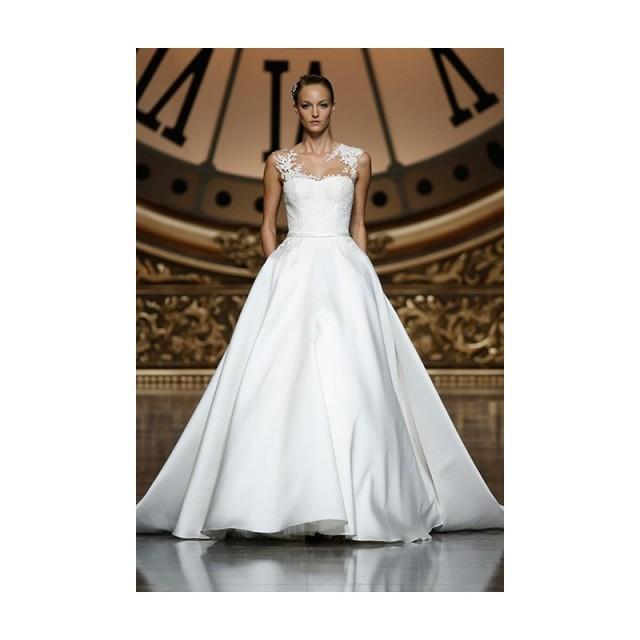 wedding photo - Pronovias - Spring 2016 - Stunning Cheap Wedding Dresses
