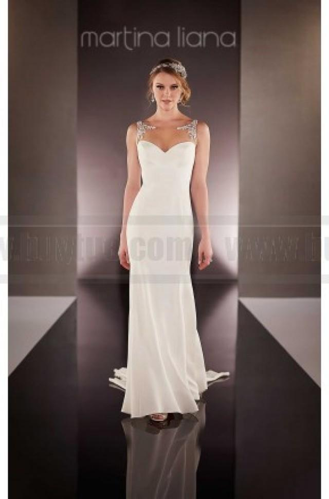 wedding photo - Martina Liana Wedding Dress Style 734
