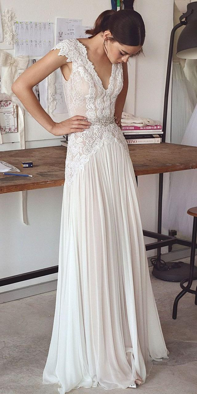 wedding photo - 2017 Collections From Top Wedding Dress Designers