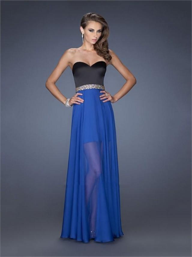 wedding photo - Popular Sweetheart Beadings Chiffon Prom Dress PD2601