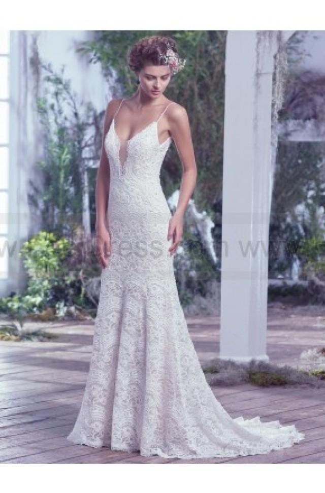 wedding photo - Maggie Sottero Wedding Dresses Mietra 6MT843
