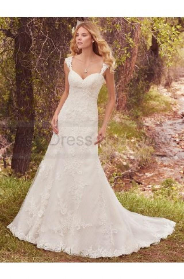 wedding photo - Maggie Sottero Wedding Dresses Samantha 7MS347