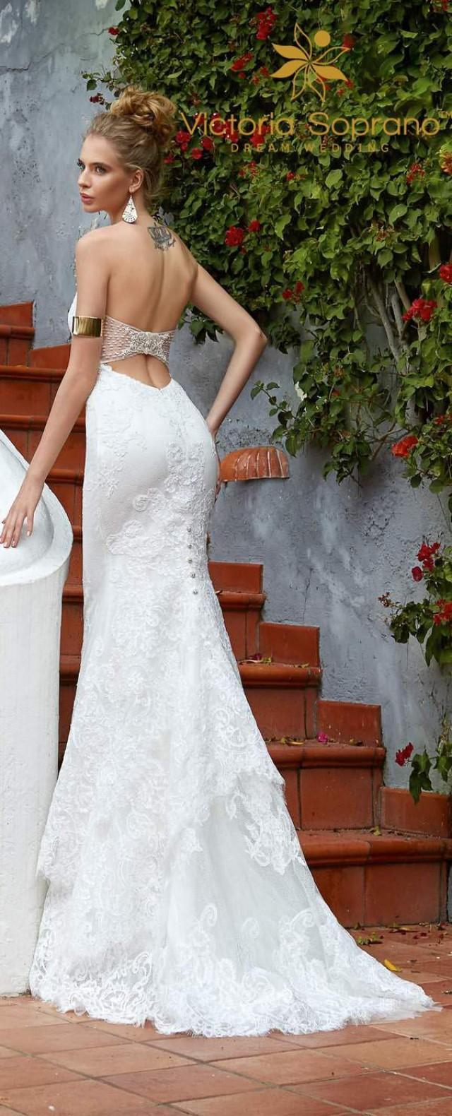 wedding photo - Victoria Soprano 2017 Wedding Dresses Collection – CAPRI