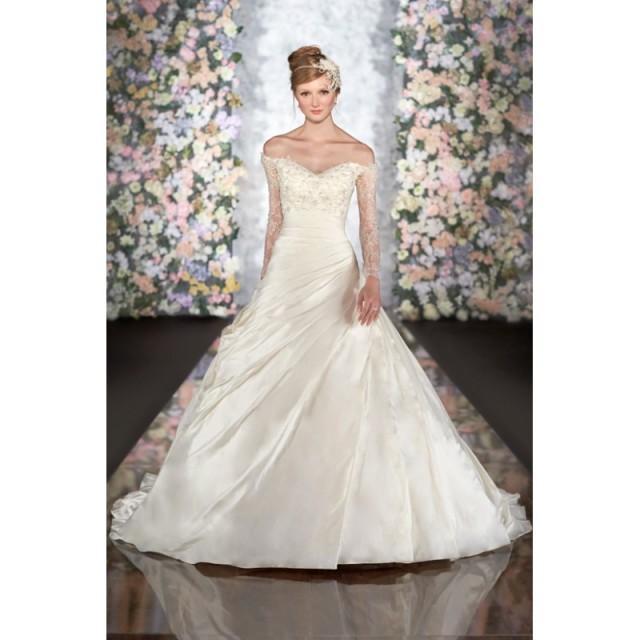 Martina liana 507 stunning cheap wedding dresses for Cheap wedding dresses sale