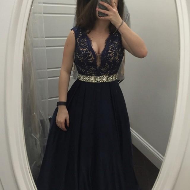 wedding photo - long prom dresses