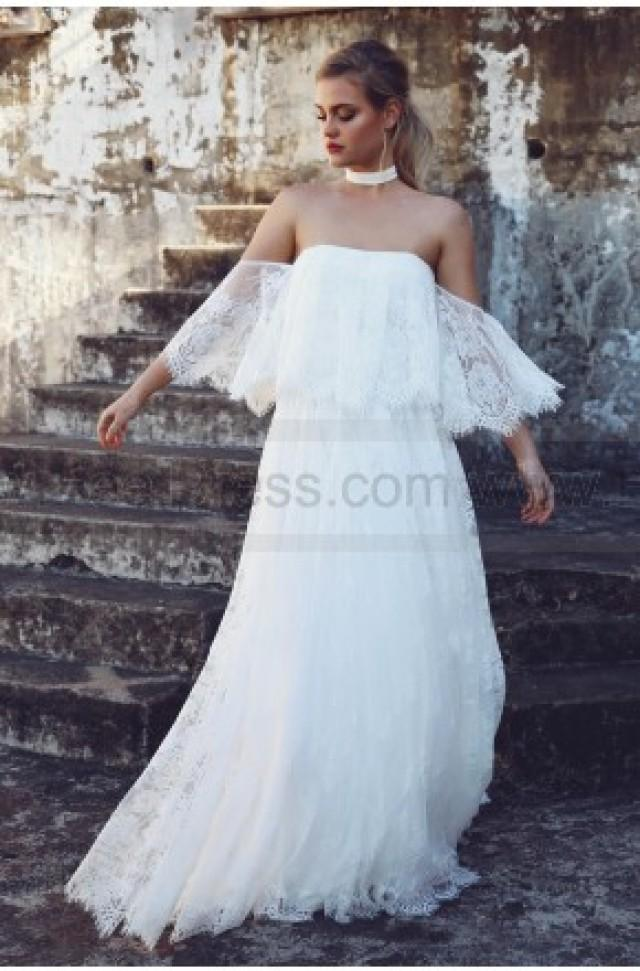 Grace Loves Lace Wedding Dresses Florence Oyster 2630666
