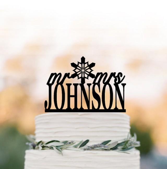 wedding photo - Customized wedding Cake topper name, mr and mrs wedding cake topper monogram, cake topper letter for birthday, personalized cake topper