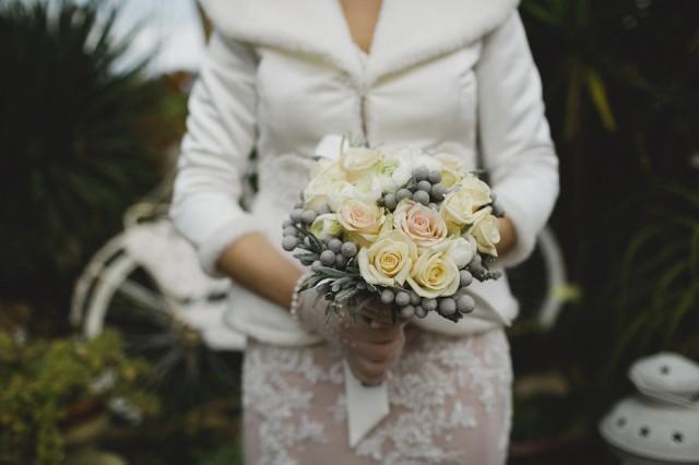 Bouquet Natalizio Matrimonio : Un matrimonio natalizio in sardegna wedding wonderland weddbook